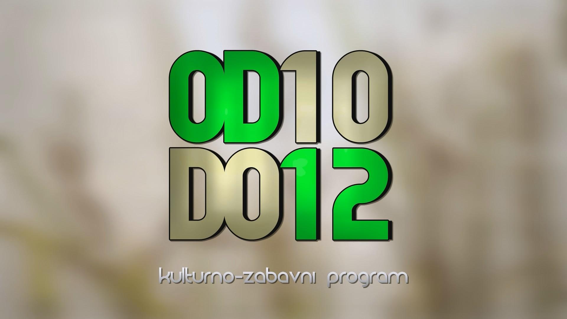 OD 10 DO 12, revijalni program
