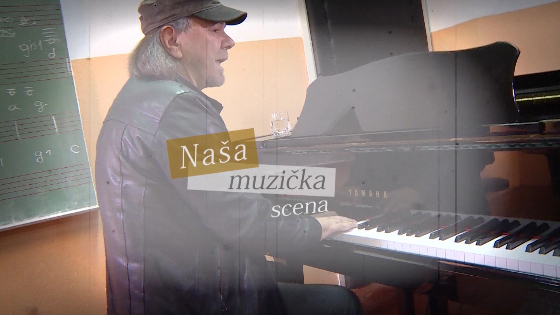 NAŠA MUZIČKA SCENA - Toni Janković, muzički program