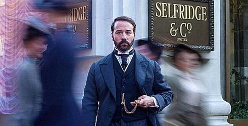 GOSPODIN SELFRIDGE, serija