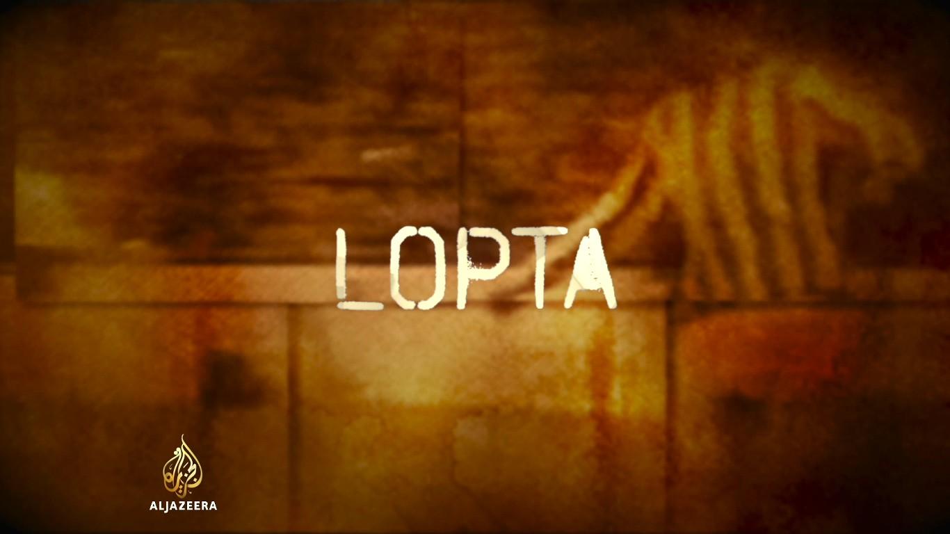 LOPTA, dokumentarni serijal