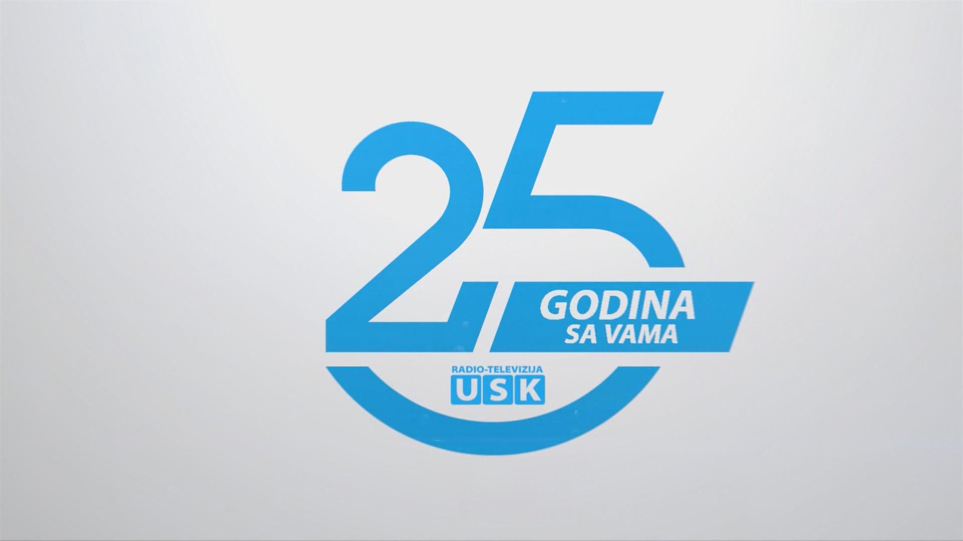 RTV USK 25 GODINA SA VAMA