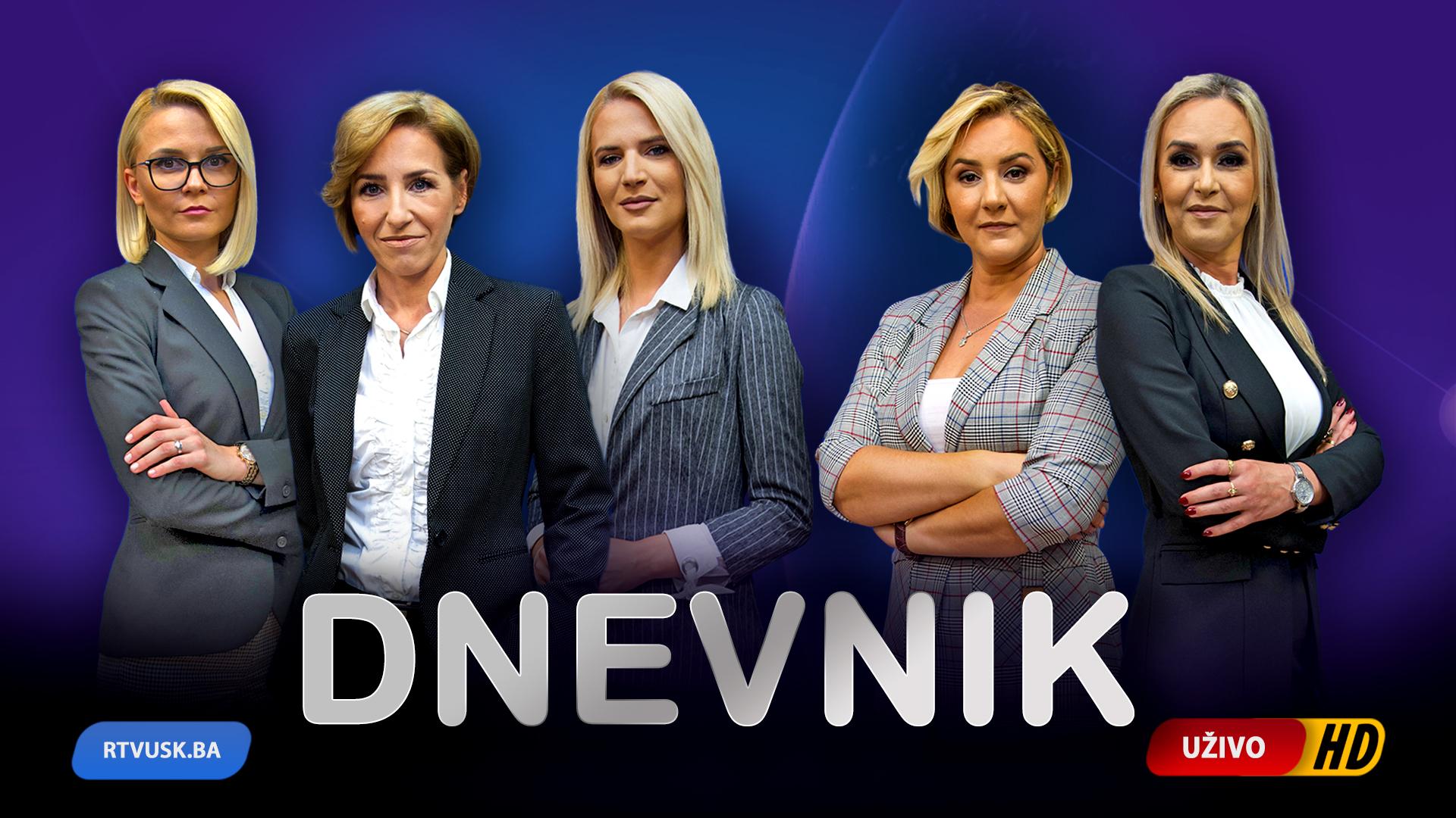 DNEVNIK RTV USK, informativni program