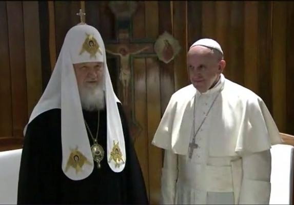 Papa i patrijarh pozvali na hitnu akciju za pomoć kršćanima u Iraku i u Siriji