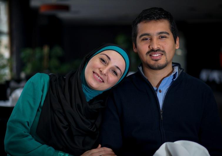 Ljubav Bosanke i Gvatemalca iz Kaira krunisana brakom