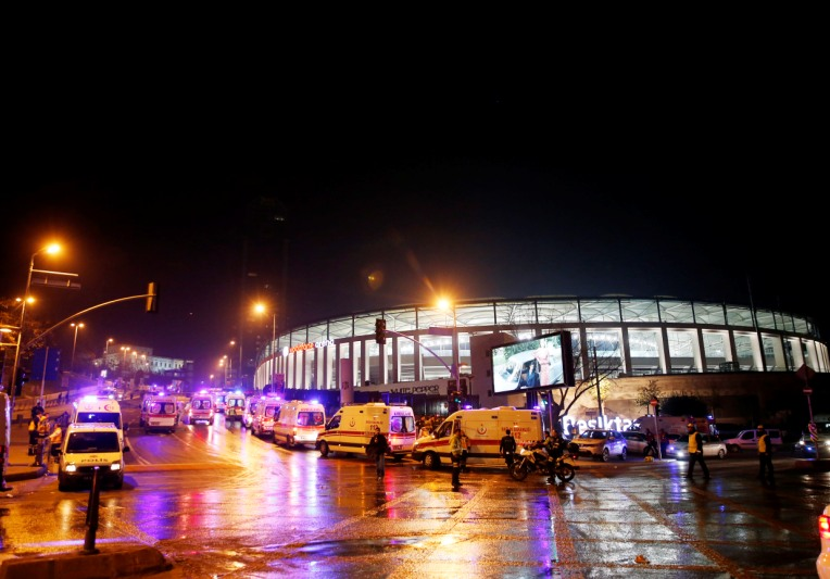 Резултат слика за Soylu: 29 poginulih, 166 ranjenih u terorističkom napadu u Istanbulu
