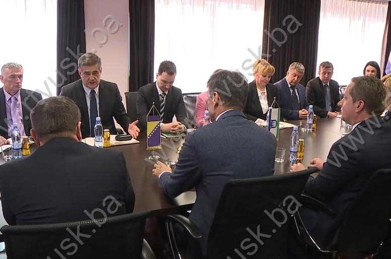 Delegacija u posjeti Gradu Bihaću i uspješnim poduzećima