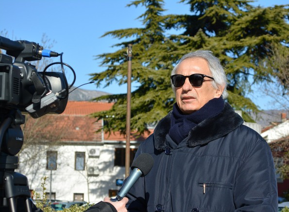 Trener i bivši slavni nogometaš Vahid Halihodžić -Vaha