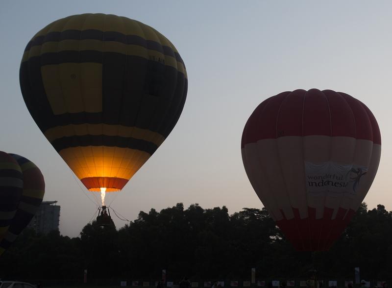 Ove godine učestvuje 18 balona iz 11 zemalja