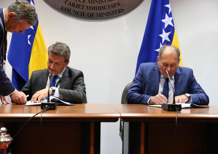 Mektić i Martinu potpisuju memorandum