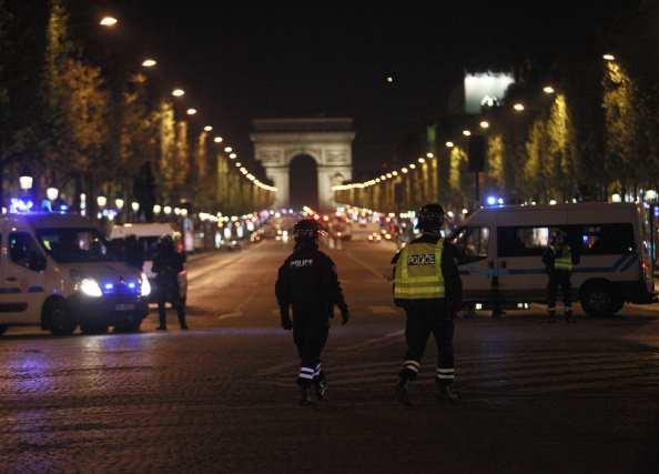 Do napada došlo u poznatoj aveniji Champs Elysees