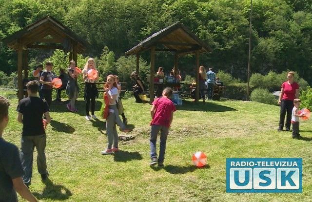 Sunčan dan iskorišten i za druženje učesnika akcije