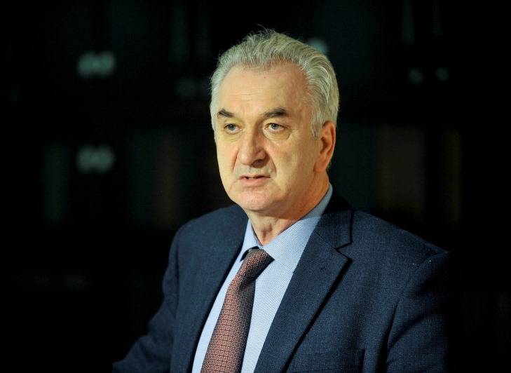 Mirko Šarović, zamjenik predsjedavajućeg Vijeća ministara i ministar vanjske trgovine i ekonomskih odnosa Bosne i Hercegovine