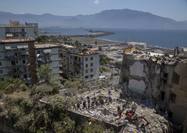 Uzrok rušenja zgrade i dalje predmet istrage
