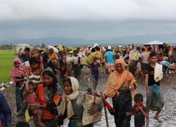 Hiljade arakanskih muslimana ilegalnim putevima prešli u Bangladeš