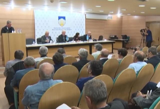 Skupština penzionera u Sarajevu