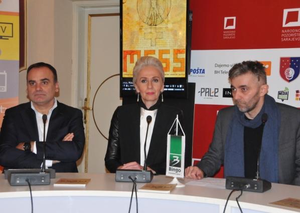 MESS će biti otvoren predstavom u Zenici