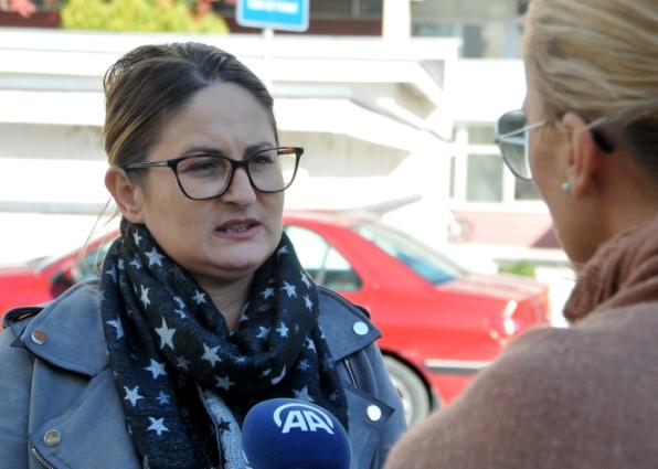Lejla Čengić, glasnogovornica Instituta za nestale osobe BiH