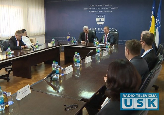 Čović u razgovoru s premijerom Rošićem i ministrima