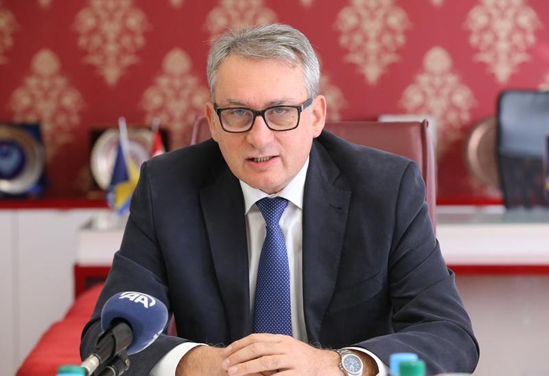 Mladen Bosić, zamjenik predsjedavajuće Predstavničkog doma PSBiH