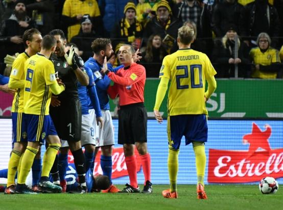 Šveđani u uzvratni meč sa golom prednosti
