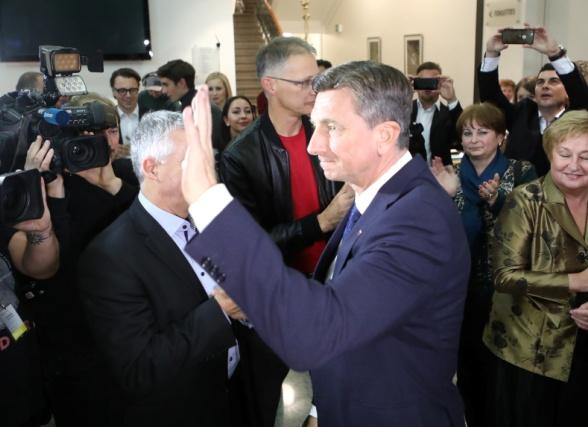 Pahor osigurao novi mandat
