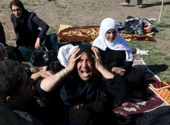 Najmanje 341 osoba poginula na zapadu Irana