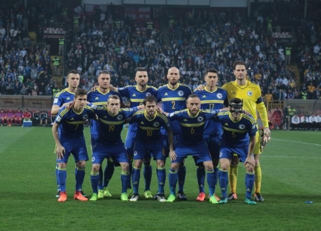 Nogometna reprezentacija BiH