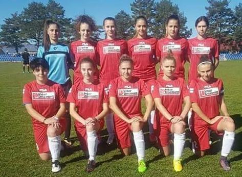 ŽFNK Sana, prvak Druge ženske lige FBiH
