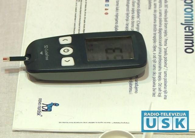 Svjetski je dan borbe protiv šećerne bolesti