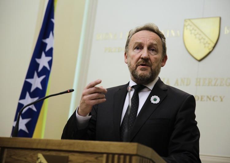 Član Predsjedništva Bosne i Hercegovine Bakir Izetbegović