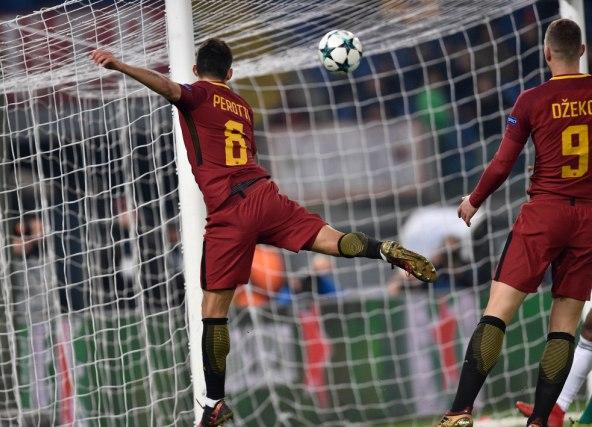 Roma slavila protiv Qarabaga sa minimalnih 1:0