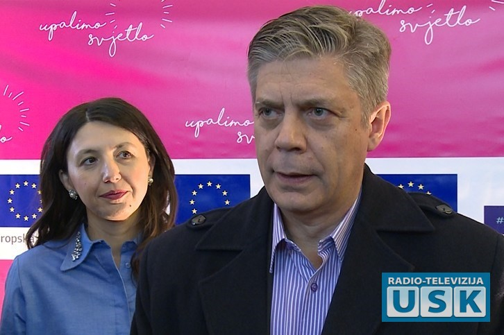 Lars Gunnar Wigemark, šef delegacije EU u BiH