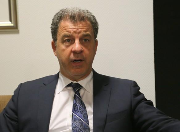 Serge Brammertz, tužilac Međunarodnog krivičnog suda za bivšu Jugoslaviju