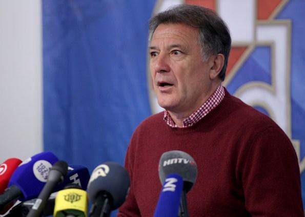 Savjetnik GNK Dinamo Zdravko Mamić