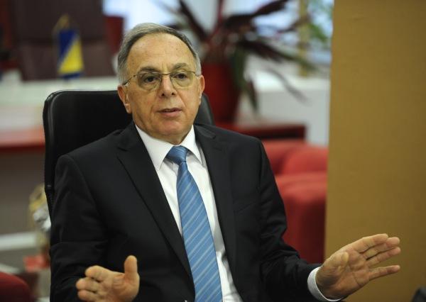Halid Genjac, predsjednik Glavnog odbora SDA BiH