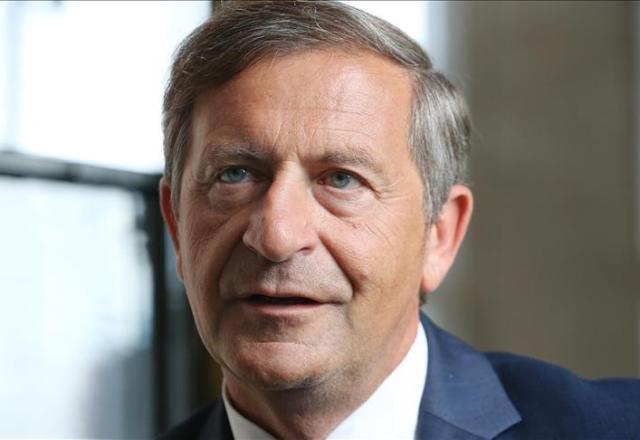 Slovenski ministar vanjskih poslova Karl Erjavec