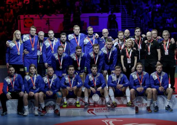Rukometna reprezentacija Španije novi evropski prvak