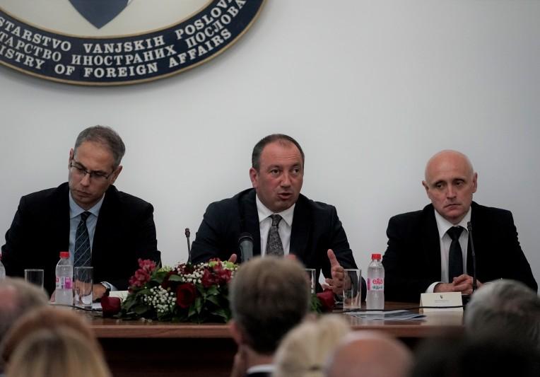 Prezentacija Akcionog plana Vijeća Evrope za Bosnu i Hercegovinu