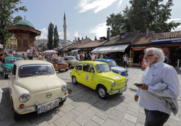 Sarajevo domaćin drugog po redu Međunarodnog Fiat-Fićo festa
