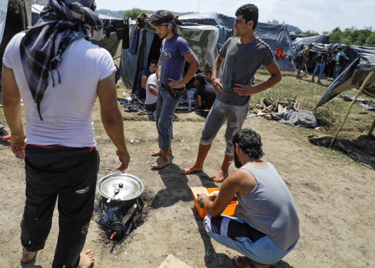 Svako može pomoći neprijavljenim migrantima, ali u okviru zakona