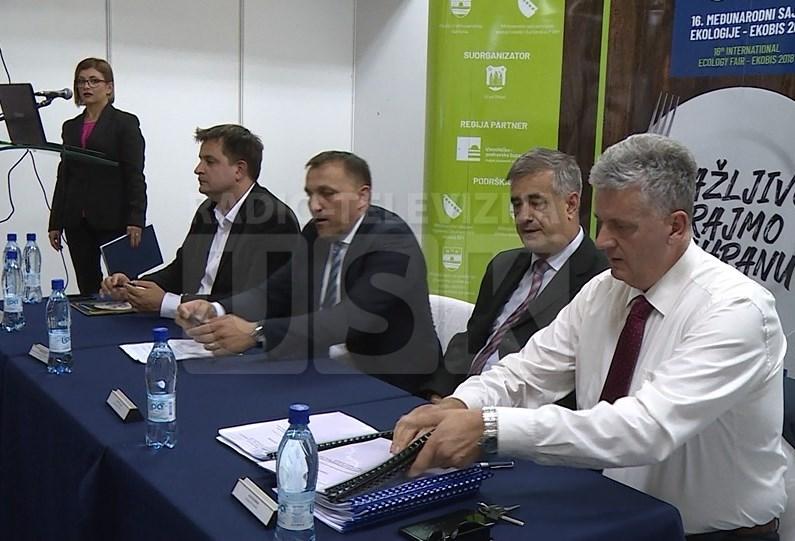 U okviru Ekobisa održana međunarodna konferencija o poljoprivredi i prehrambenoj industriji