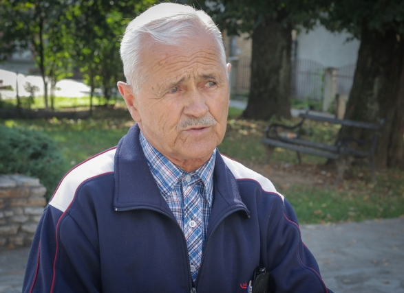 Fadil Ibrahimagić, najstariji kandidat na izborima