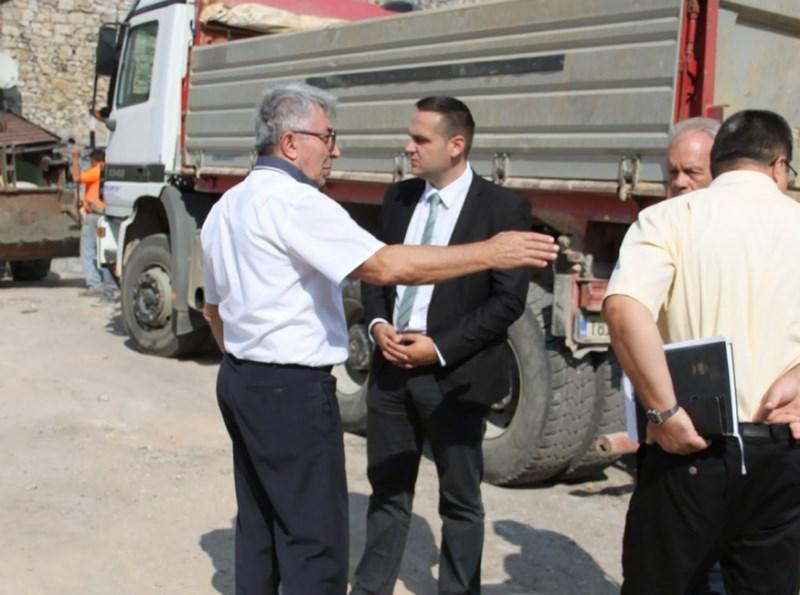 Ministar Burnić posjetio Bosanski Petrovac