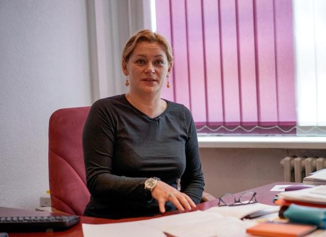 Dr. Nermina Mujagić, profesorica na Fakultetu političkih nauka Univerziteta u Sarajevu