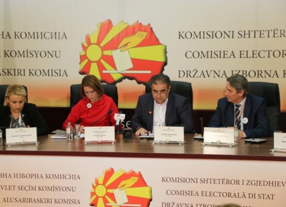 Državna izborna komisija sapćila da je na refernudum izašlo 36,11 posto birača