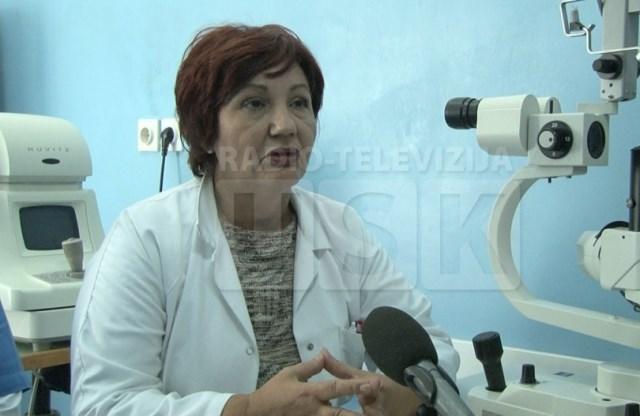 prim.dr.Suada Velagić, spec.oftalmologije