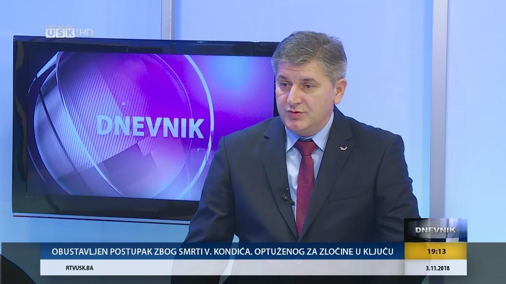 GOST DNEVNIKA: AMARILDO MULIĆ DIREKTOR NP UNA