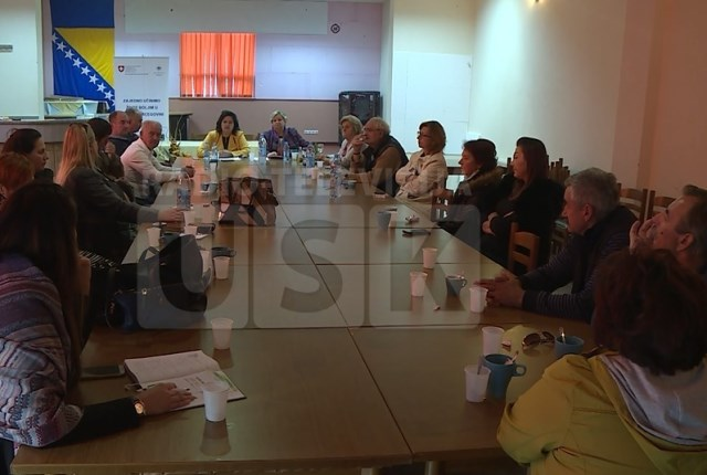 Sastanak učesnika projekta u Kulen-Vakufu