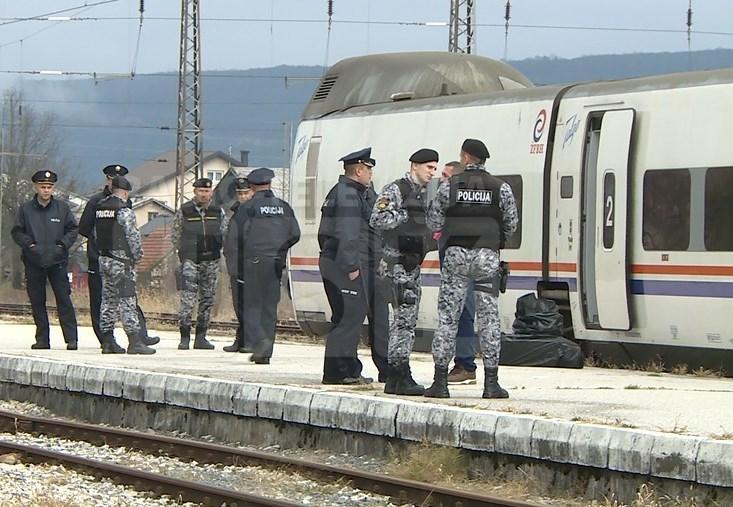 Policija nije dozvolila iskrcaj migranata za koje više nema mjesta u smještajnim kapacitetima u USK