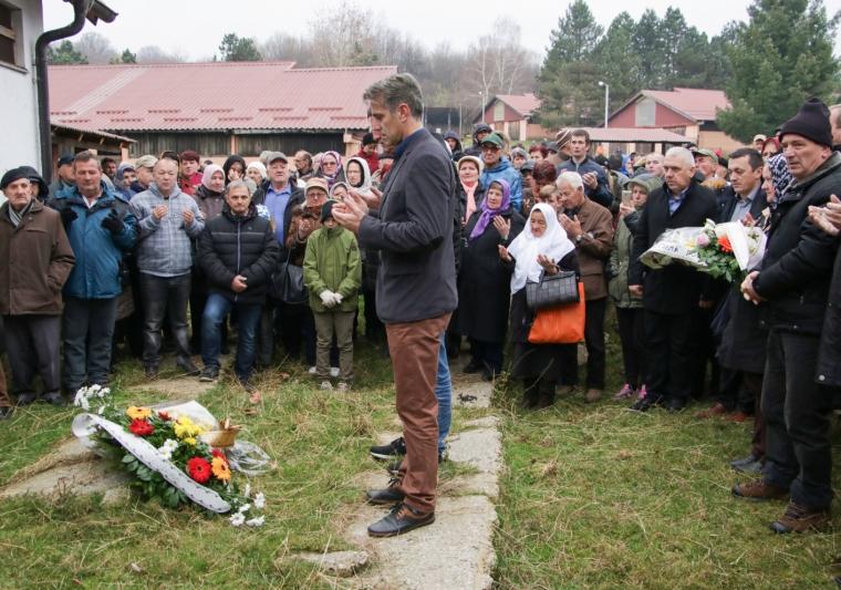 Bivši logoraši obilježili godišnjicu raspuštanja Manjače